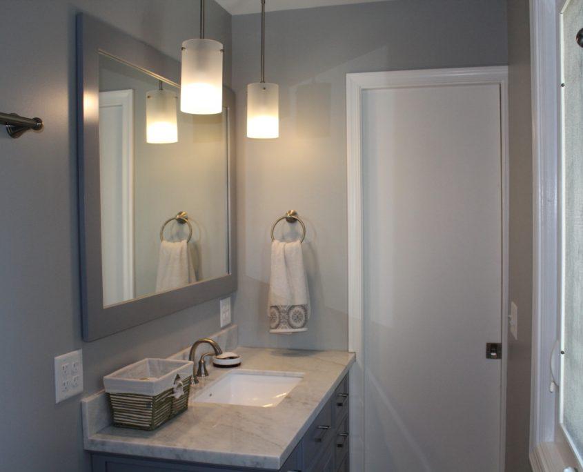 A New Bathroom Remodel